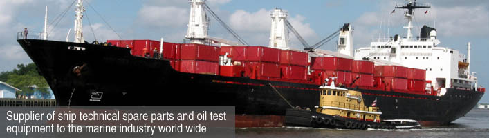 Skvasia , Supplier of ship technical spare parts and oil